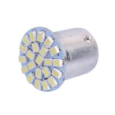SO.K 1 шт. 1156 Лампы 2W Высокомощный LED 22 Задний свет For Универсальный