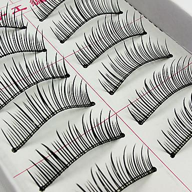 Ресницы Объемные Натуральный Повседневный макияж Натуральная длина Инструменты для макияжа Высокое качество Повседневные