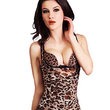 hoge kwaliteit zomer super dunne gaas om functionele vetten versterken brandende lichaam beeldhouwen ondergoed luipaard ny011