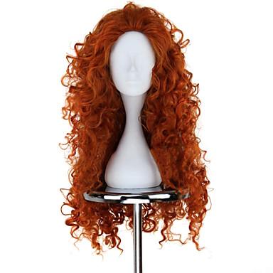 Cosplay Wigs Brave Mavis Orange Anime Cosplay Wigs 30 inch Heat Resistant  Fiber Women s Halloween Wigs 1459512 2018 –  28.49 dbf98759d