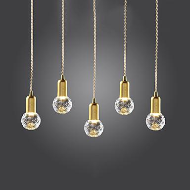 Modern / Zeitgenössisch Pendelleuchten Moonlight - Ministil LED, 110-120V 220-240V Inklusive Glühbirne