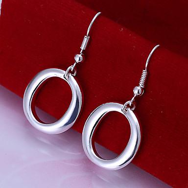 vilin vrouwen cirkel oorbellen bruiloft elegante vrouwelijke stijl