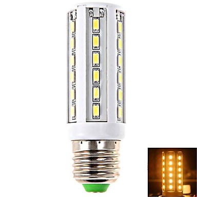 YWXLIGHT® 1020lm E26 / E27 LED Mais-Birnen T 42 LED-Perlen SMD 5630 Warmes Weiß 100-240V