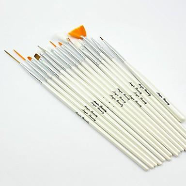 nail art Perii Perie de unghii Kit Instrumente Clasic Calitate superioară Zilnic