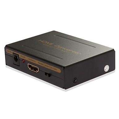 HD1080p complet HDMI de intrare HDMI SPDIF r / l adaptor audio decodor convertor de ieșire, să sprijine 5,1 / 7.1 cu EDID audio