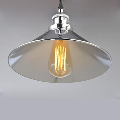 SL® Závěsná světla Světlo dolů - Mini styl, Vintage, 110-120V 220-240V Žárovka není zahrnuta v ceně.