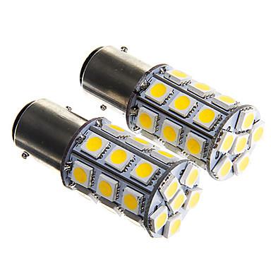 SO.K 1157 Auto Leuchtbirnen SMD 5050 450lm Rücklicht For Universal