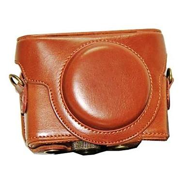 dengpin® защитная камера кожаный чехол сумка чехол с плечевым ремнем для Sony DSC-rx100m III RX100 RX100 II