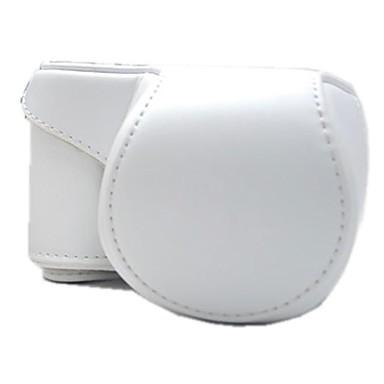 pajiatu® carcasă de protecție PU aparat foto din piele detașabilă cu curea de umăr pentru Sony alfa-5000 a5000 İlçe