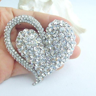 Liefde Zilver Sieraden Voor Bruiloft Feest Speciale gelegenheden  Verjaardag