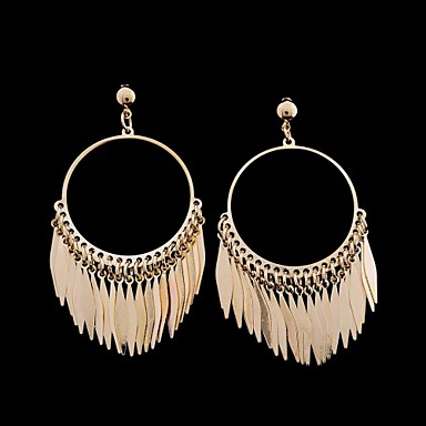 LanLan  Women's Europe And The United States Exaggerated  Earrings TP-28