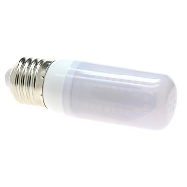 3000 lm E26 Becuri LED Corn T 84 led-uri SMD 2835 Alb Cald AC 85-265V