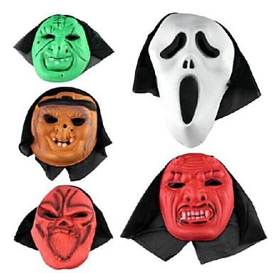 kostuum partij halloween masker (willekeurige kleur) huisdecoratie