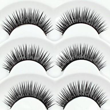 Oogwimper Extra Volume Naturel Dik Feestelijke make-up Dagelijkse make-up Dik Natuurlijk lang Make-up hulpmiddelen Hoge kwaliteit