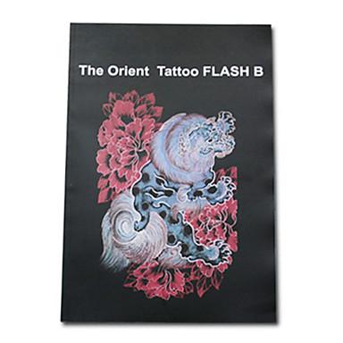 der orientalische Tattoo-Kunst für Tattoo Körperkunst
