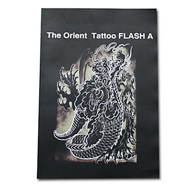 der orientalische Tattoo Falsh für Tattoo Körperkunst