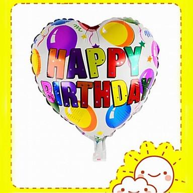 отделочные шары С Днем Рождения в (случайный цвет)