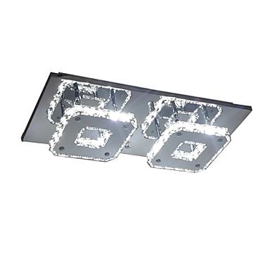 Modern/Comtemporary LED Flush Mount Ambient Light Za Spavaća soba Trpezarija Hodnik 90-240V Bulb Included