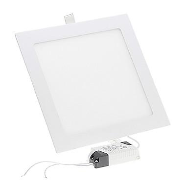 90 СМД 2835 1600-1700 лм теплый белый привело потолочные светильники переменного тока 85-265 v