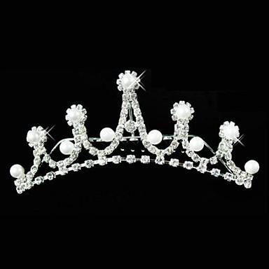 7b145cbb5d κράμα γάμου νυφικό τιάρα με πανέμορφα στρας και πέρλες 2341379 2019 ...