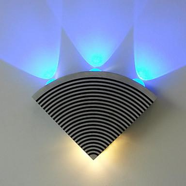 CXYlight Modern / Contemporan Becuri de perete Pentru Metal Lumina de perete 90-240V 85-265V Max 1W