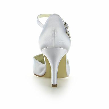 royal Femme Jaune Satin 02328863 Aiguille Mariage Talon Violet Chaussures Automne Bleu 8ZpB8Fq