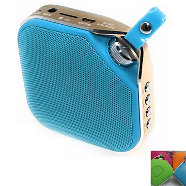 Music Player Wireless Bluetooth Speaker Attractive Appearance Multifunction Mini Mushroom with FM/TF/MIC/AUX /MP3
