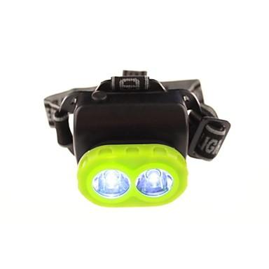 зеленый свет лампы 3W открытый ночной рыбалки для лампы велосипед фары шахтера