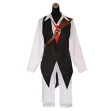 Inspiriert von Die sieben Todsünden Cosplay Anime Cosplay Kostüme Cosplay Kostüme Patchwork Langarm Weste / Hemd / Hosen Für Herrn Halloween Kostüme