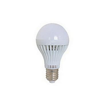 E26/E27 10 SMD 2835 200-270 LM Тёплый белый / Холодный белый Круглые LED лампы AC 110-130 V
