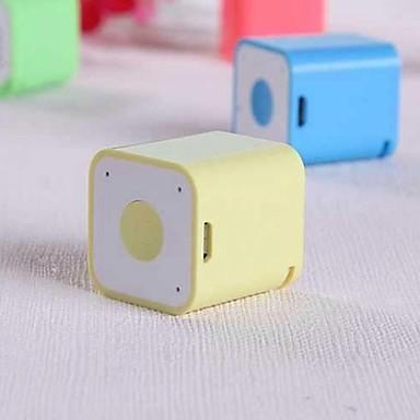 Mini Tragbar Bluetooth 2.1 Wireless Bluetooth-Lautsprecher Weiß Gelb Rot Grün Rosa