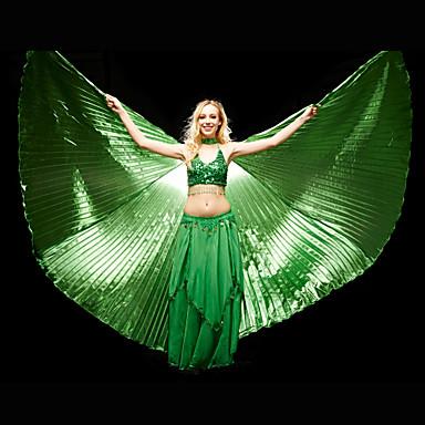 Dans Aksesuarları Sahne Malzemeleri Kadın's Performans Polyester / Göbek Dansı