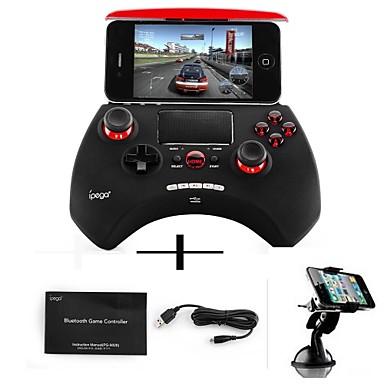 SmartPhone Bluetooth Portatif Oyun Kolu Şarj Edilebilir Kablosuz 13-15 h için iPEGA Bluetooth Kumanda Aygıtları