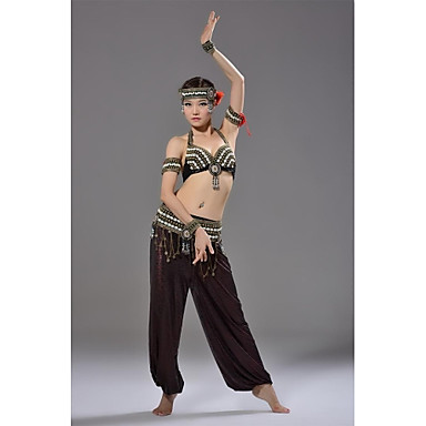 Dance Accessories Headpieces Unisex Performance Polystyrene Embroidery Pattern/Print
