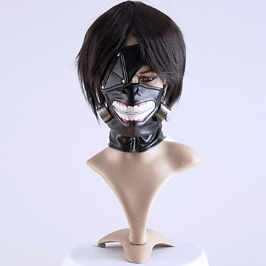 Maszk Ihlette Tokyo Ghoul Szerepjáték Anime Szerepjáték Kiegészítők Maszk Sifon Férfi Női