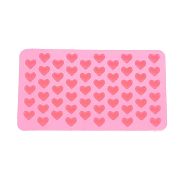 Mold Heart For Chocolate For Cookie For Cake Silicone Eco-friendly Birthday High Quality