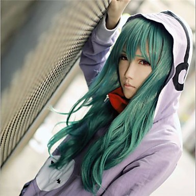 Cosplay Parykker Kagerou Prosjekt Saori Kido Anime / Videospill Cosplay-parykker 65 CM Varmeresistent Fiber Dame