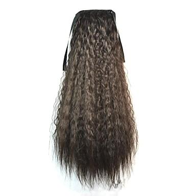 Κλιπ Μέσα/Πάνω Κομμάτι μαλλιών Hair Extension Καθημερινά