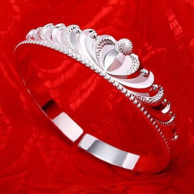 Női Ékszerek Ezüst Ékszerek Esküvő Parti Különleges alkalom Évforduló Ajándék Napi