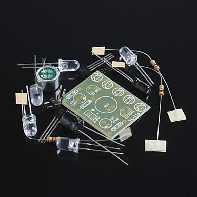 hang-aktivált LED-es lámpák elektronikai gyártás suite dallamos elektronikus DIY szórakozás termelés suite