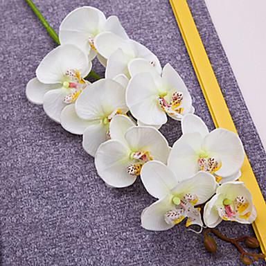 Tak Orchideeën Bloemen voor op tafel Kunstbloemen