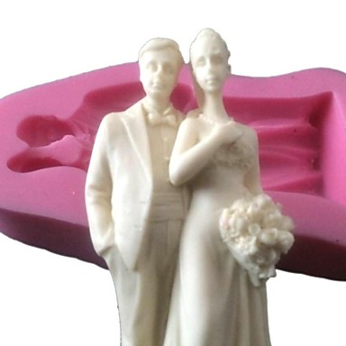 bakvorm Taart Koekje Cake Siliconen Milieuvriendelijk 3D Anti-aanbak