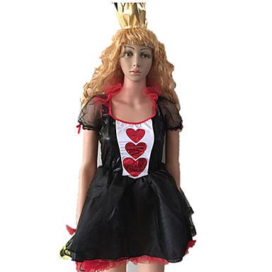 Princeznovské Pohádkové Cosplay Kostýmy Kostým na Večírek Dámské Halloween Karneval Nový rok Festival / Svátek Halloweenské kostýmy