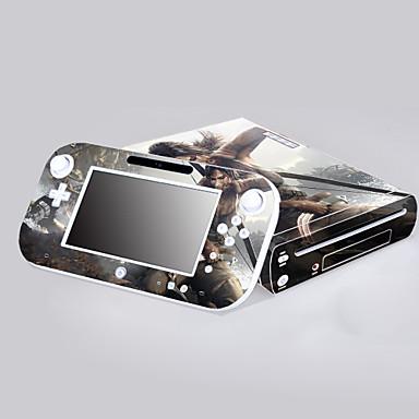 b-Skin® Wii U console beschermende sticker huid van de dekking controller skin sticker!