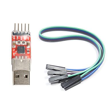 CP2102 usb til TTL konverter modul til (til Arduino) (virker med officiel (til Arduino) boards)