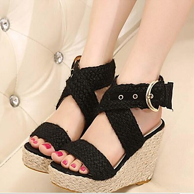 Women's Shoes Wedge Heel Peep Toe Sandals Casual More Colors available