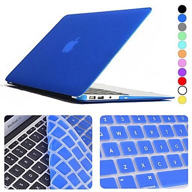 MacBook Case for Solid Color Plastic MacBook Air 13-inch