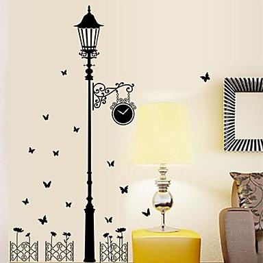 Cartoon Design Wand-Sticker Flugzeug-Wand Sticker Dekorative Wand Sticker Foto Sticker, Vinyl Haus Dekoration Wandtattoo Wand