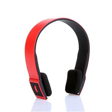 Op het oor Hoofdband Draadloos Hoofdtelefoons Muovi Mobiele telefoon koptelefoon Geluidsisolerende met microfoon Met volumeregeling