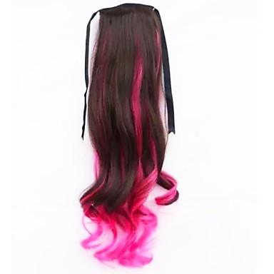 1pcs moda güzel kız, yüksek kaliteli saç at kuyruğu isteğe bağlı 3 renk
